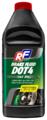 Тормозная жидкость RUSEFF Brake Fluid DOT-4 1 л
