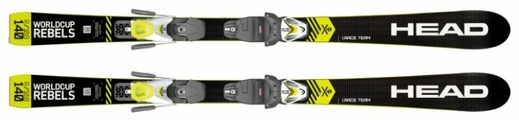 Горные лыжи HEAD WC i.Race Team SLR Pro с креплениями SLR 7.5 GW AC (19/20)