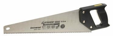 Ножовка по дереву STAYER 1510-40 400 мм