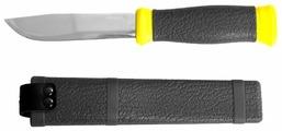 Нож STAYER 47630 с чехлом