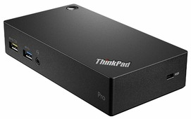 Док-станция Lenovo ThinkPad USB 3.0 Pro Dock (40A70045EU)