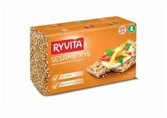 Хлебцы из цельного зерна Ryvita c кунжутом, 250 г