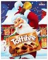 Набор конфет Toffifee Санта-Клаус 250г