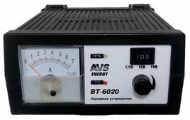 Устройство зарядное AVS Energy BT-6020 (A78867S)