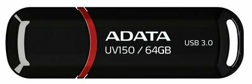Флешка ADATA DashDrive UV150 64GB