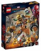 Конструктор LEGO Marvel Super Heroes 76128 Бой с Расплавленным Человеком