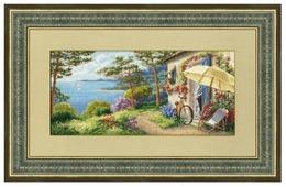 Золотое Руно Набор для вышивания Замечательное лето 17,5 х 38,2 см (ЛП-050)