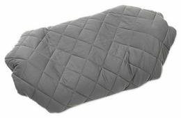 Надувная подушка Klymit Luxe Pillow