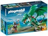 Набор с элементами конструктора Playmobil Knights 6003 Великий дракон