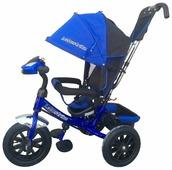 Трехколесный велосипед Shantou City Daxiang Plastic Toys Lexus Trike 950M2-N1210P