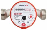 Счётчик горячей воды Норма Измерительные Системы СВКМ-20Г с КМЧ