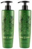 Набор Orofluido Amazonia Set (восстанавливающее масло и очищающий шампунь)