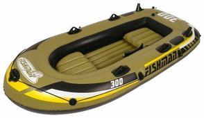 Надувная лодка Jilong Fishman 300set JL007208-1N