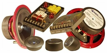 Автомобильная акустика CDT Audio HD-62