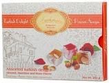 Рахат-лукум Lukeria Ассорти с орехами и ароматом розы 250 г