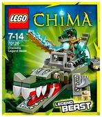 Конструктор LEGO Legends of Chima 70126 Крокодил