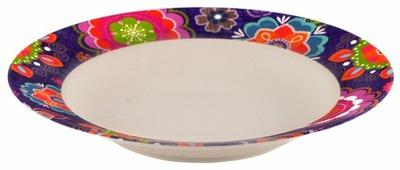 Fissman Тарелка глубокая Purpur 23 см