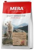 Корм для собак Mera Pure Sensitive Fresh Meat с говядиной и картофелем для взрослых собак