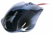 Мышь Greenwave MX-222L Black USB
