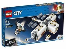 Конструктор LEGO City 60227 Лунная космическая станция