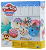 Масса для лепки Play-Doh Выпечка и пончики (E3344)