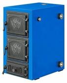 Твердотопливный котел Везувий Олимп-15 15 кВт одноконтурный