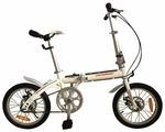 Городской велосипед Nameless F016D 16