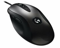 Мышь Logitech G MX518 Legendary Black USB