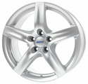 Колесный диск Alutec Grip 7x17/5x114.3 D67.1 ET50 Silver