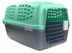 Переноска-клиппер для собак Triol SH3661 55х35х32 см