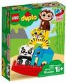 Конструктор LEGO Duplo 10884 Мои первые животные