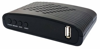 TV-тюнер Hyundai H-DVB400