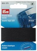 Prym Эластичная лента мягкая (955375) 2.5 см х 1 м
