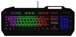 Клавиатура HARPER Gaming GKB-20 Black USB