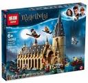 Конструктор Lepin Magic World 16052 Большой зал Хогвартс