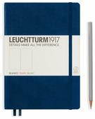 Блокнот Leuchtturm1917 342924 (темно-синий) A5, 124 листа