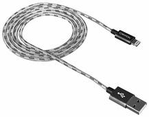 Кабель Canyon USB - Lightning (CNE-CFI3) 1 м