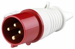 Вилка силовая (CEE) кабельная переносная Schneider Electric 26006DEK