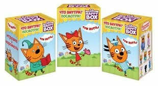 Набор Happy Box игрушка и карамель 18 г