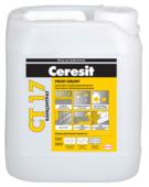 Грунтовка Ceresit CT 17 ProfiGrunt глубокопроникающая, концентрат (5 л)