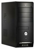 Компьютерный корпус ExeGate CP-501 Black w/o PSU