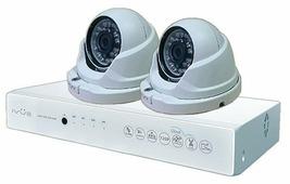 Комплект видеонаблюдения IVUE D5004 AHC-D2 2 камеры