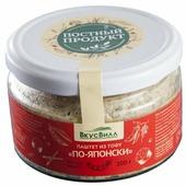 ВкусВилл Паштет из тофу По-японски, 200 г