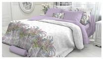 Постельное белье 2-спальное Verossa Lupin 50х70 см, перкаль