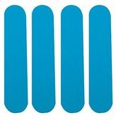 Защита запястий, кинезио тейп Lite Weights 1216LW (25х5 см) 4 шт