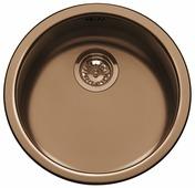 Врезная кухонная мойка smeg 10I3P 43х43см нержавеющая сталь