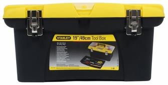 Ящик с органайзером STANLEY Jumbo 1-92-906 27.6x48.6x23.2 см