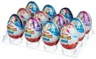 Шоколадное яйцо Kinder Сюрприз Maxi, коробка