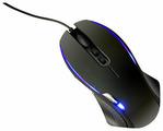 Мышь NZXT AVATAR GAMING MOUSE Black USB