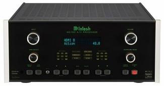 AV-процессор McIntosh MX160